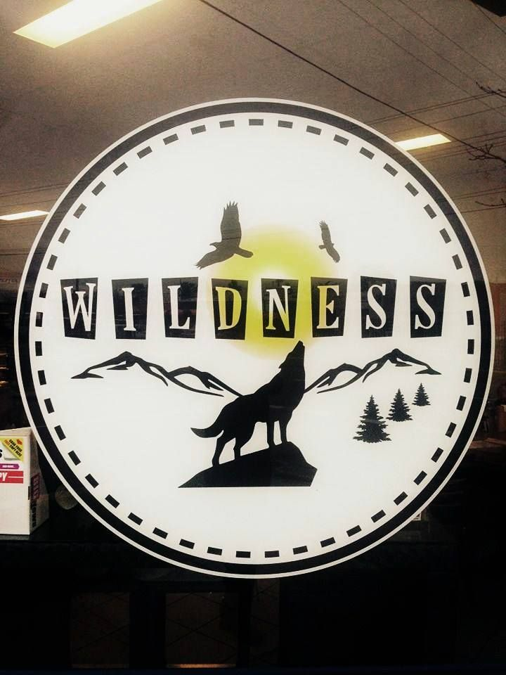 The Logo design I created for Wildness Cafe - Beach Street, Frankston VIC 3199 - Facebook.com/bylozchai