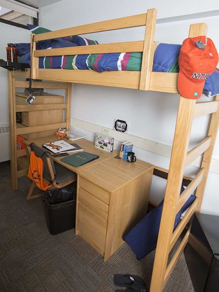 Bowen Hall Dorm Room