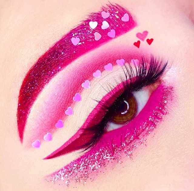 Idea By Our Username On Eye Candy Artistry Makeup Valentines