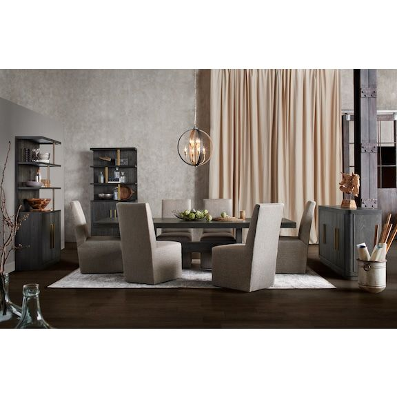 d49868cf52b099 Lathan Side Chair - Moss | American Signature Furniture | Home in ...
