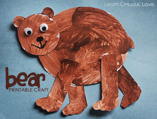 1000+ Images About Bear Theme On Pinterest