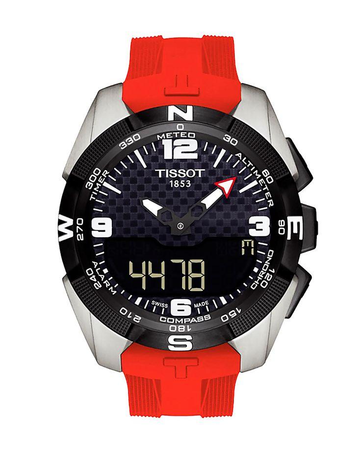 Ρολόι TISSOT T-TOUCH EXPERT SOLAR T0914204705700