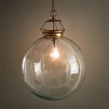 Large clear orb - £160 - Uniche