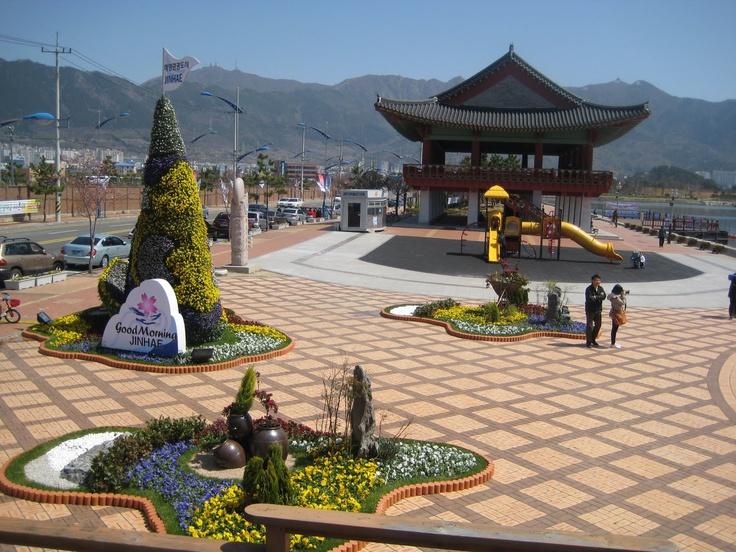 Jinhae, South Korea.