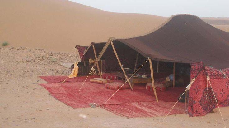 Bedoeinen tent