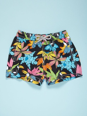 Vilebrequin Tropic Life Swim Trunks