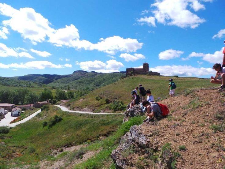 Galería de fotos » Excursiones - Fósiles LLama de Colle | GMR summercamps