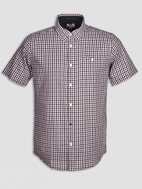 Рубашка Weekend Offender Roscoe woody  Хлопковая рубашка с коротким рукавом в двух классических расцветках Нагрудный карман с небольшим патчем Weekend Offender. Темная фирменная кнопка.  Пол мужской 100% хлопок Цена (с учетом скидки 15%) - 5 230р online:http://street-story.ru/?c=42880  #streetstory #streetstory23 #casual #casualshop #militaryshop #streetwear #clothes #style #outfit #weekendoffender #outfitoftheday #lookoftheday #look #love #follow #fashion #swag #amazing #brand #summer #топ…