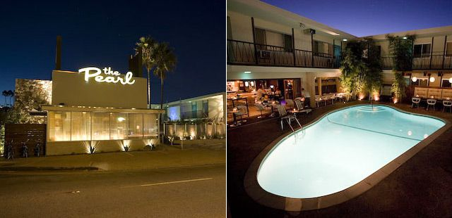 The Pearl in San Diego.  I love this place and look forward to returning.