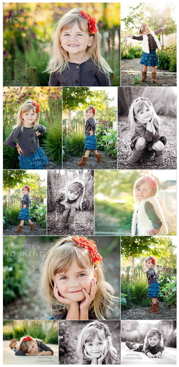 Girls -- posing.  beautiful photography! by Metro Detroit child Photographer Jennifer Hosking - love the up close headshot and the lying down shots. The others are too Posey