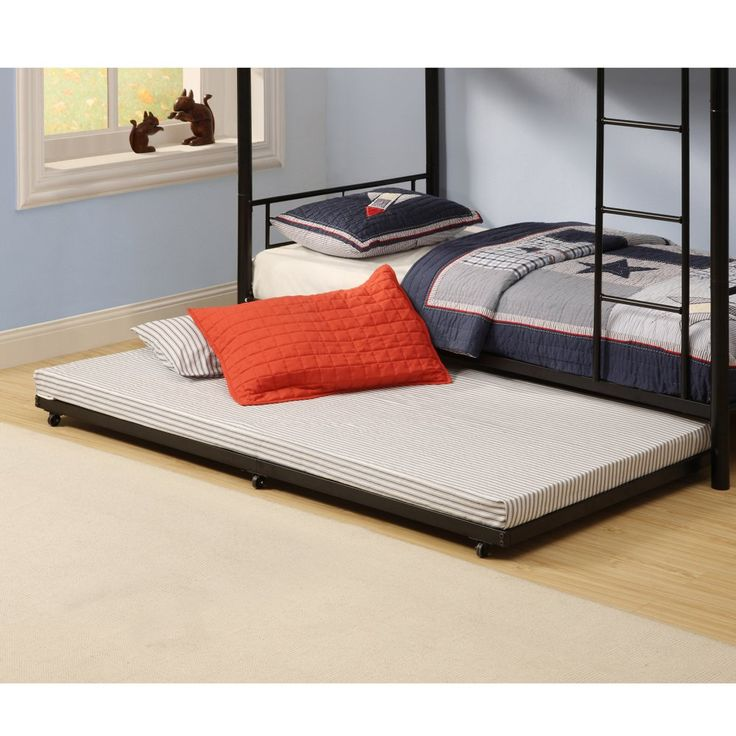 25 Best Ideas About Trundle Bed Frame On Pinterest