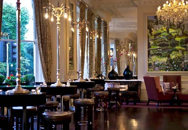 27 Bar, Shelbourne Hotel, Dublin, best bar on the planet