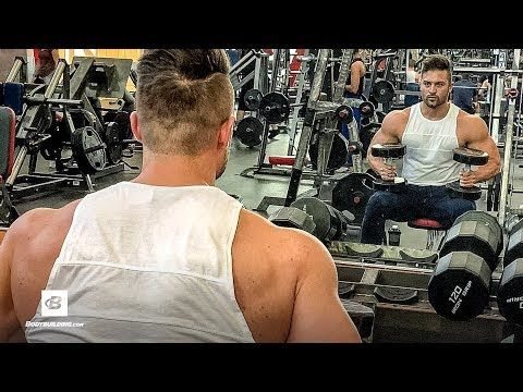 Big Back & Bi's Workout w/ Q&A | Flex Friday with Trainer Mike