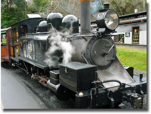 Traveling to Melbourne, Australia? Take the kids on the famous Puffing Billy train on an adventure through the Dandenong Ranges. Educational and fun!
