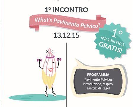 #VAGINADAY 13.12.2015 Milano - Primo incontro gratuito per imparare a conoscere il pavimento pelvico!