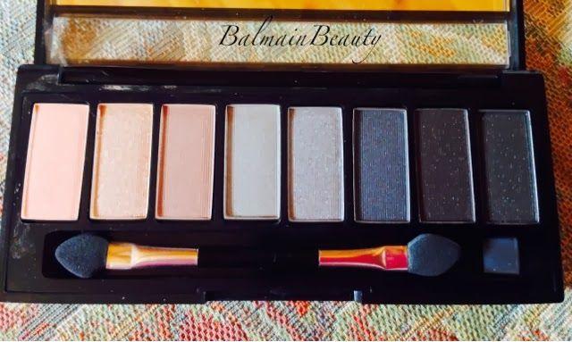 Australis Cosmetics : Nudist 2.0 Giftset | @Balmain Beauty @Australis Cosmetics #Australis