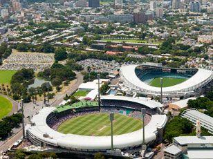 Car Parking Near Melbourne Cricket Ground