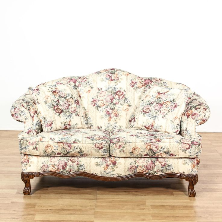 Best 313 sofas images on pinterest home decor for 80s floral couch