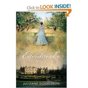 Edenbrooke by Julianne Donaldson Heard this is great... must read!