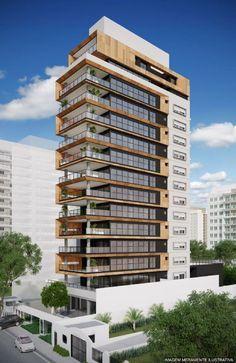 FGMF Arquitetos investe na arquitetura contemporânea em novo projeto nos Jardins, em São Paulo