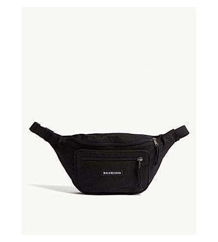 16ddafa12150 BALENCIAGA Explorer nylon bumbag. #balenciaga #bags #shoulder bags #nylon #
