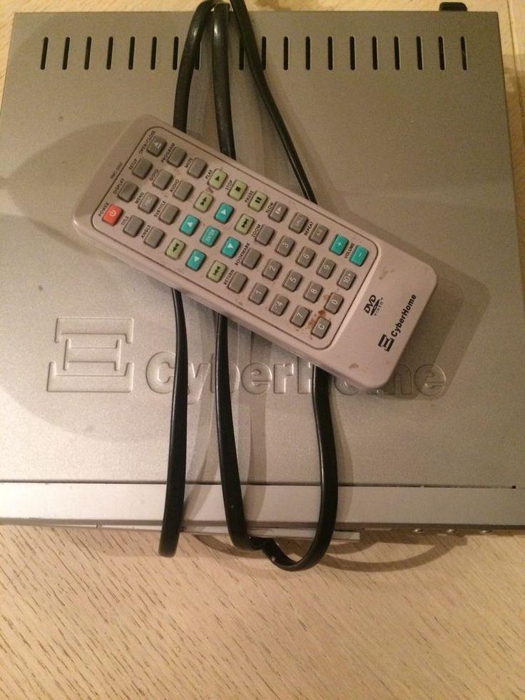 CyberHome CH-DVD 300MU Progressive Scan Player #CyberHome