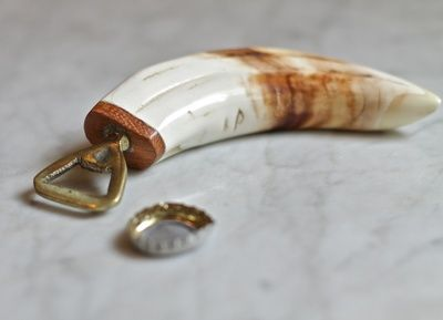 Add style to your kitchen with our exquisite warthog tusk bottle openers. By purchasing DIRA products you support wildlife and marketplace opportunities in South Africa.