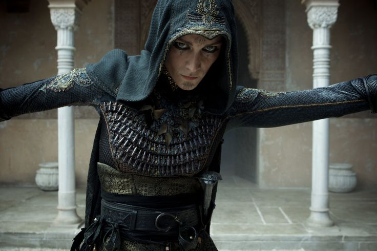 Assassin's Creed Movie Ariane Labed Image 1 (1)
