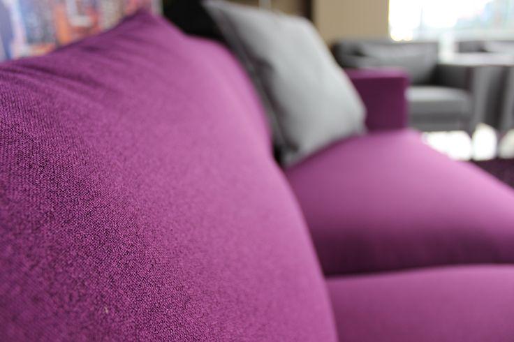 Purple like never before!