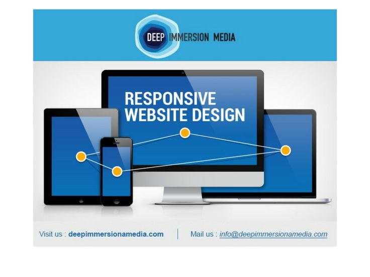 What is Responsive web Design | Why is Important | Deepimmersionmedia
