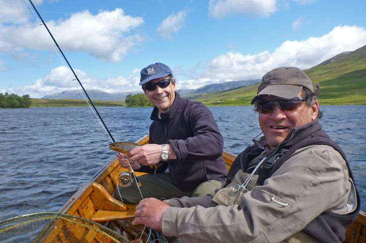 Loch Awe - Assynt Angling Group, boat hire from Inchnadamph Hotel, Inchnadamph (Tel: 01571 822202)
