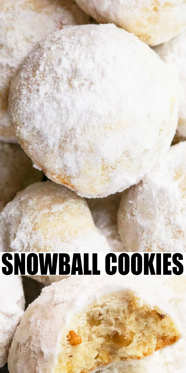 Wedding Cookies Recipe With Pecans