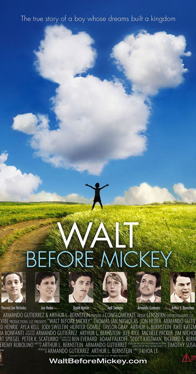Good movie. A little drawn out, but I think it's necessary because it emphasizes how hard it was and how long Walt had to persist in order to make his dreams a reality. Inspiring :)