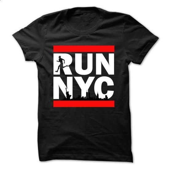 Run Newyork city - #blank t shirts #retro t shirts. GET YOURS =>…
