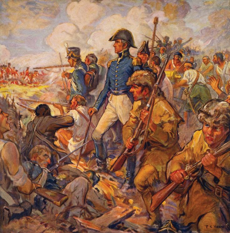 Learn the truth behind six common myths about the last major engagement of the War of 1812.