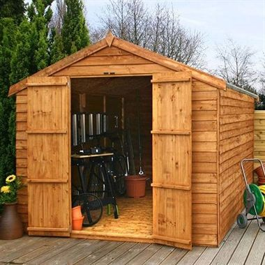 garden sheds 5x6