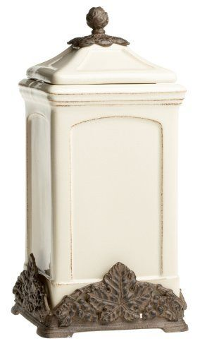 17 best images about my royal palace on pinterest pantry for Hearth and home designs canister set