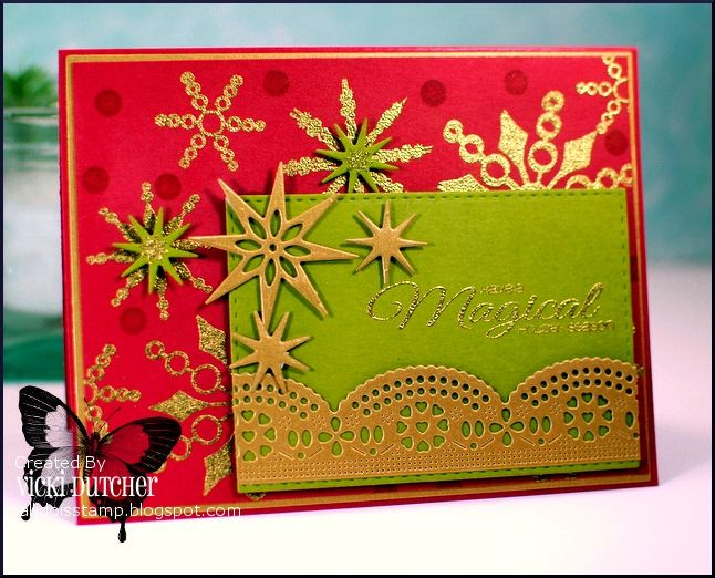 1075 best images about CARDSChristmasSnowflakes – Christmas Cards Sample