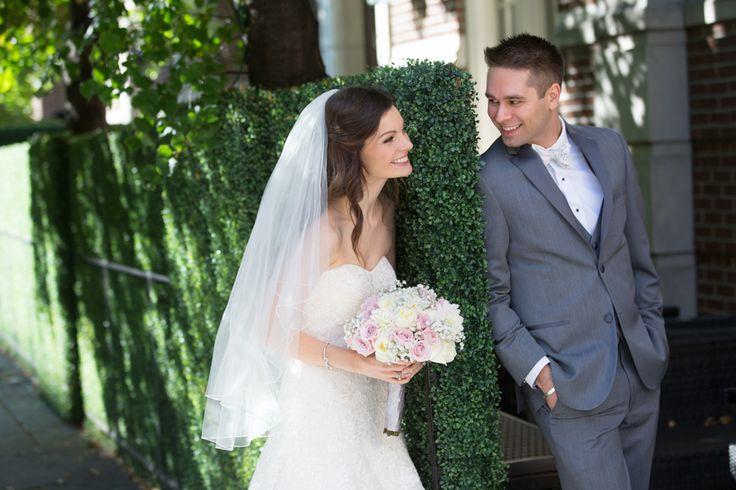 Windsor Arms Hotel Toronto wedding photos