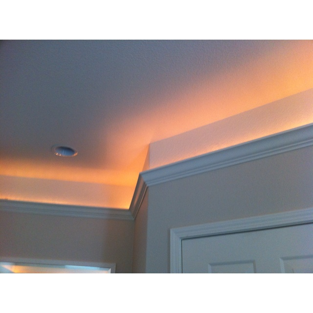23 best images about LED Crown Molding Lighting I Like or Want on