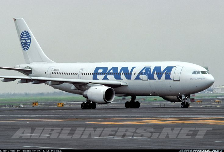 Pan American World Airways - Pan Am N207PA Airbus A300B4-203 aircraft picture