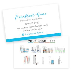 Best DESIGNS Rodan Fields Images On Pinterest Field - Rodan and fields business card template