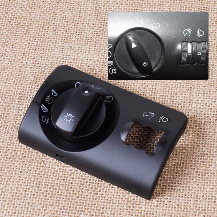1x Alta Calidad Faros Antiniebla Luz Interruptor de Control de Kit de Reparación cubierta 4B1941531F Para AUDI A6 C5 2002 2003 2004 2005 Dedicado