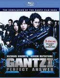 Gantz II: Perfect Answer [3 Discs] [Blu-ray/DVD] [Eng/Jap] [2011]