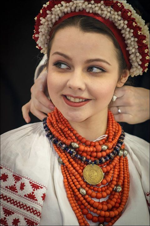 17 Best images about Traditional jewelry. Ukrainian ...