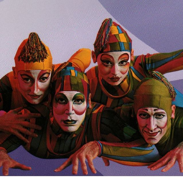 #ClippedOnIssuu from Cirque du Soleil - SALTIMBANCO 1992