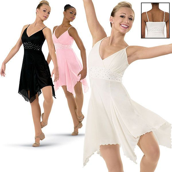 dance costumes Lyrical solo costume