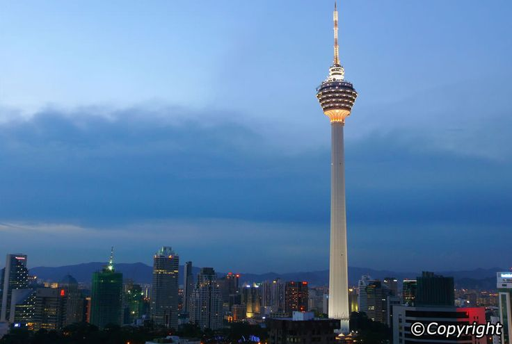 Menara KL Tower - Kuala Lumpur Attractions