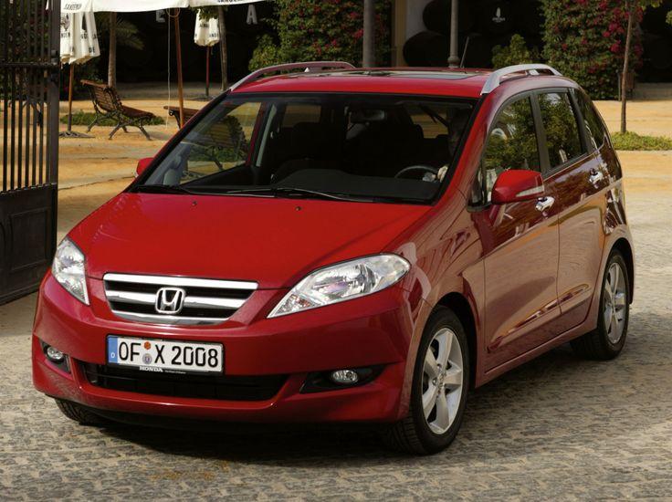 Honda FR-V '2004–09