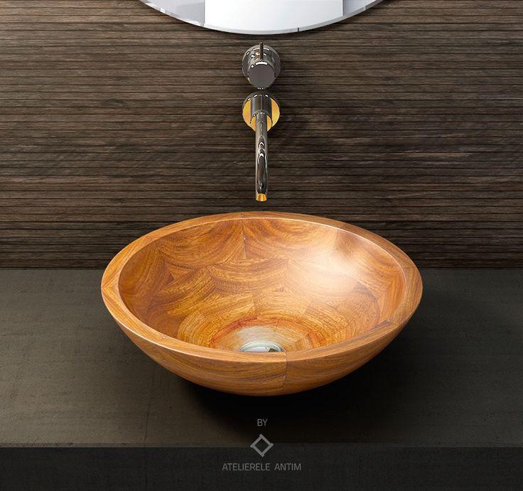 APA #wooden #basin